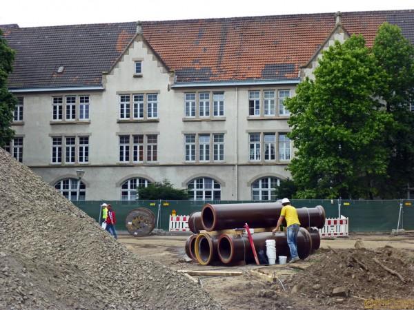 Baugrund, Baugrundgutachten, Gründung, Gründungsverbesserung