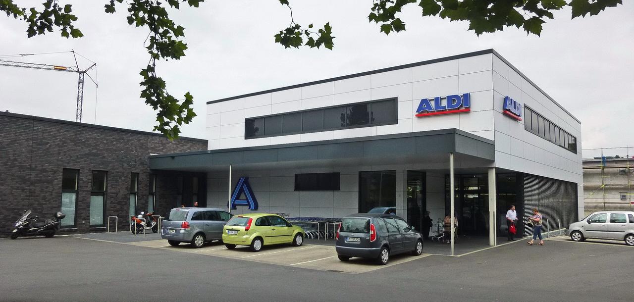 Knopf zu ALDI, Knopf zu Unna, Knopf zu Weberstraße, Knopf zu Altlastensanierung,