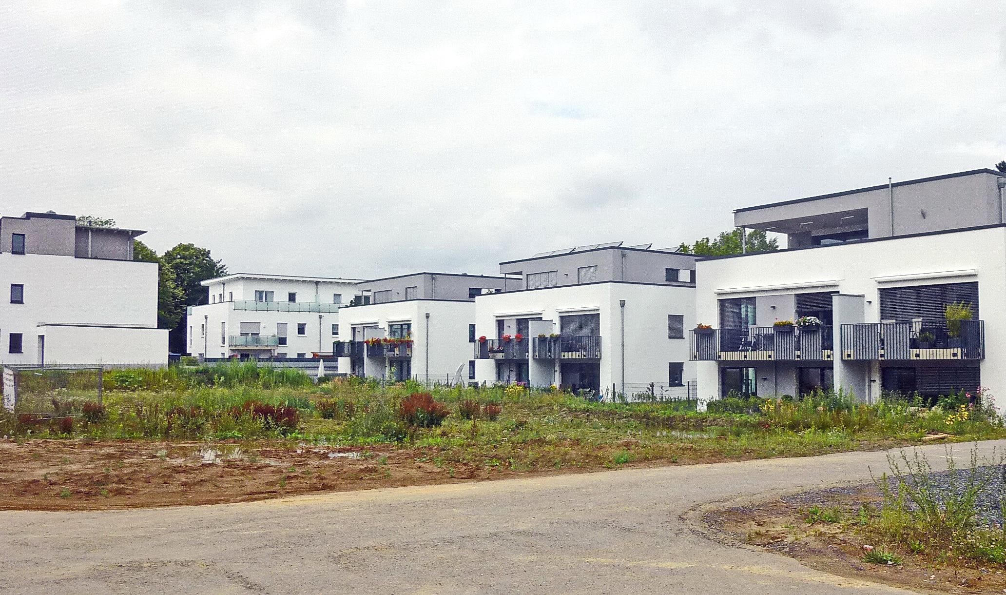 Unna, Neubaugebiet, DTCOM, DTCOM GmbH, Kieselrot Sanierung,