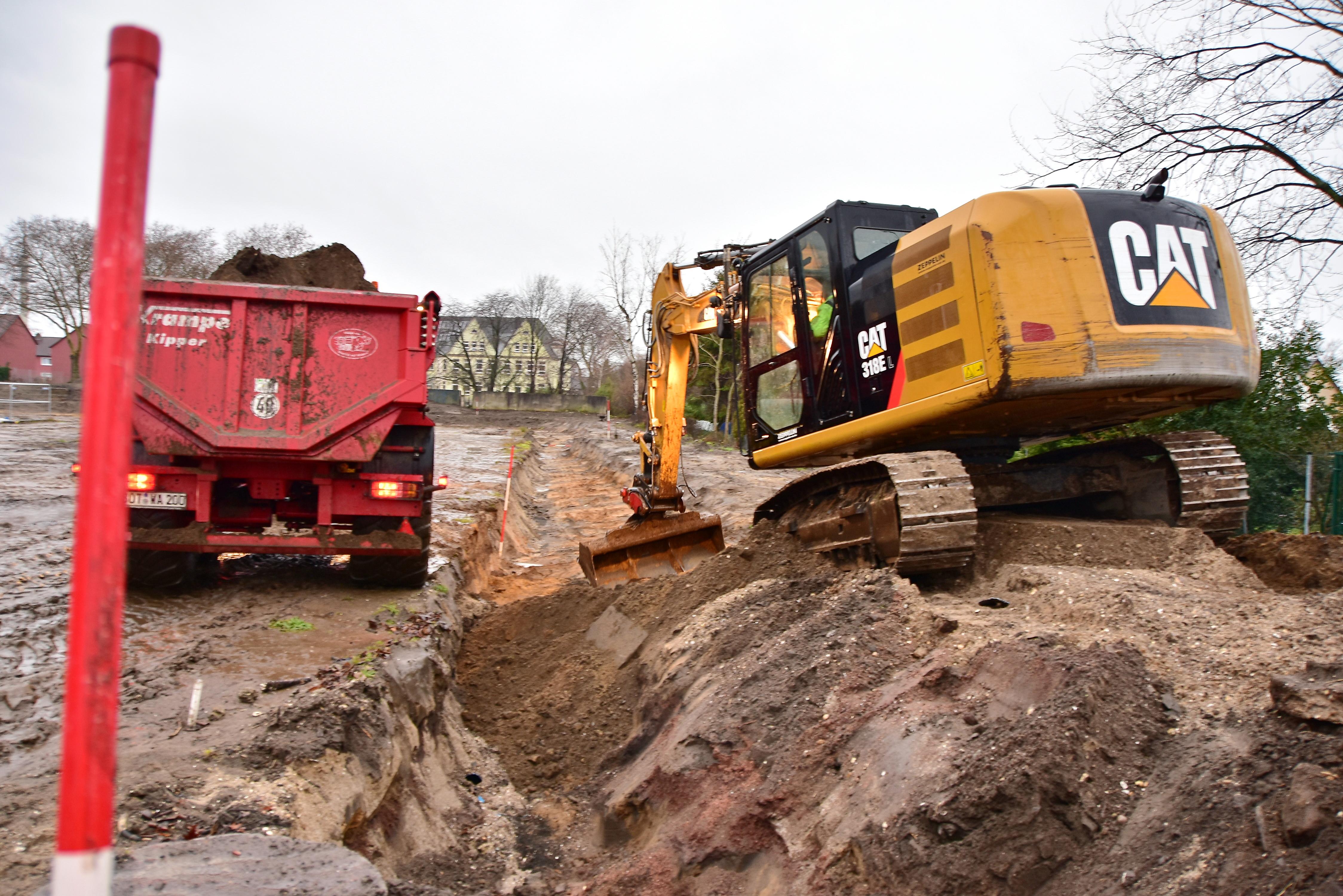 Bodenausbau, Dioxin, Dioxinsanierung, DTCOM GmbH, Dr. Dreschmann, Kieselrot, Kieselrotsanierung, Dioxinsanierung,